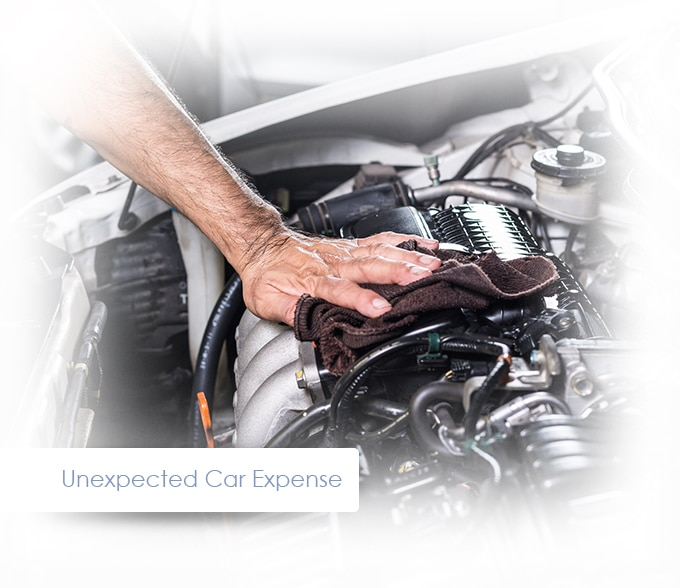 Unexpected Car Expense Loans Online
